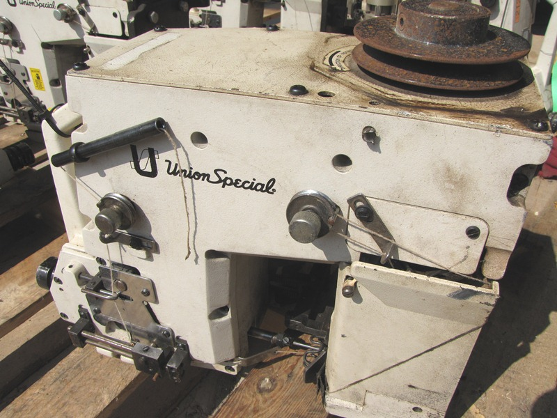Image UNION SPECIAL Sewing Head - Model BC111T11-1 666817