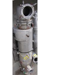 227382 - 15 Dia. Stainless Steel Cyclone Separator