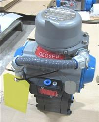 "227691 - 1.5"" JAMESBURG Ball Valve"