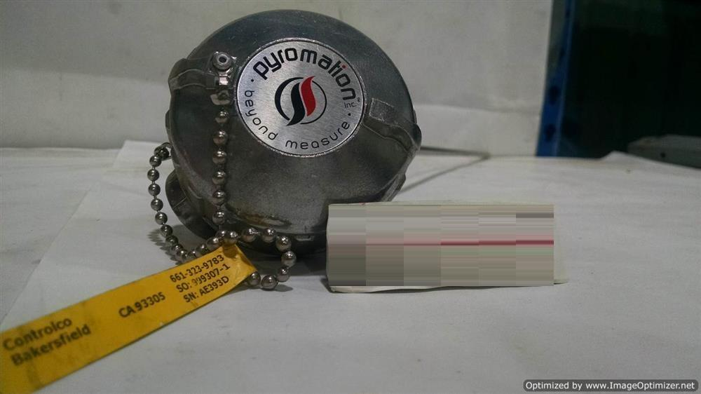 GSI RTD & Thermocouples (Lot of 3)