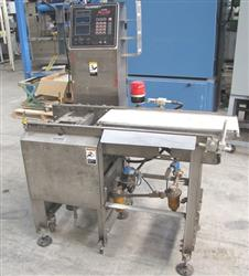 Image RAMSEY ICORE Autocheck 8000 Checkweigher - Parts 670221