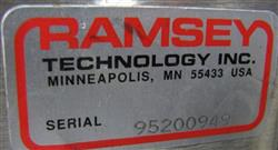 Image RAMSEY ICORE Autocheck 8000 Checkweigher - Parts 670222