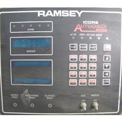 Image RAMSEY ICORE Autocheck 8000 Checkweigher - Parts 1565286