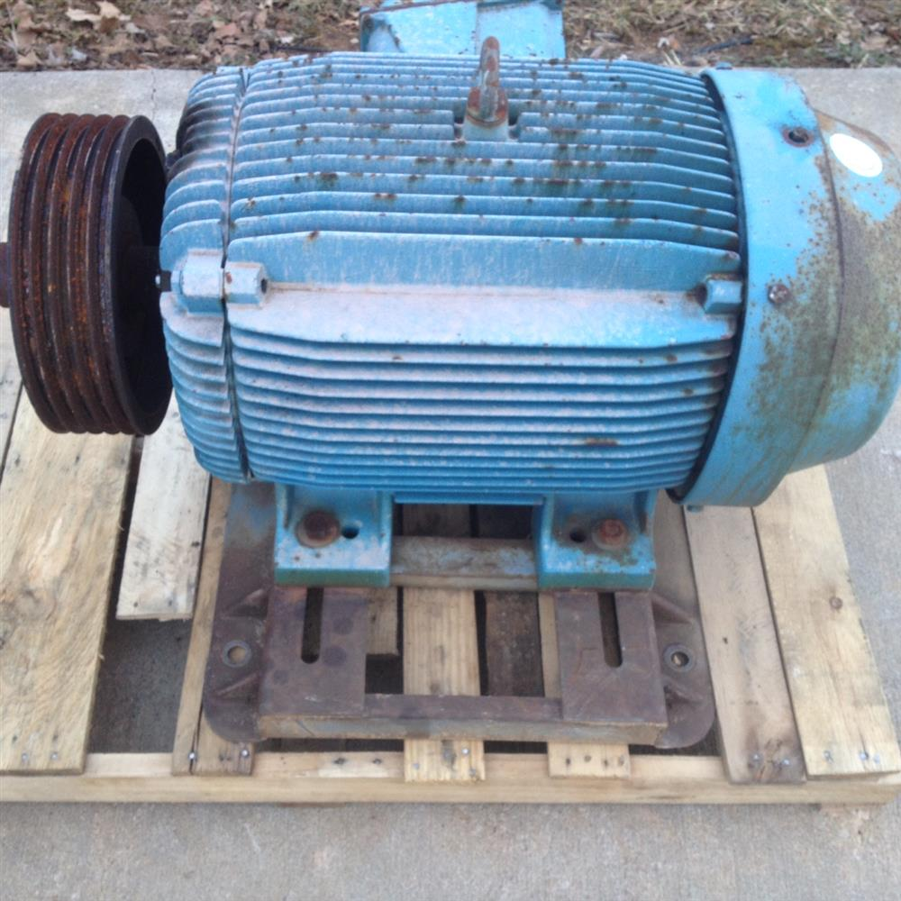 100hp weg electric motor 228952 for sale used for Electric motors for sale used
