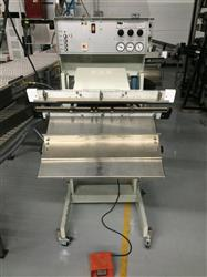 229435 - PACKAGING AIDS CORP. Industrial Vacuum Sealer