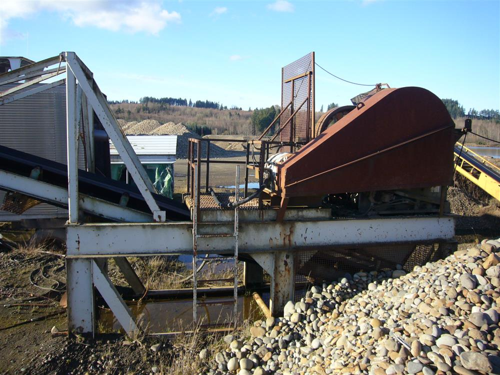 Image 15in x38in TELESMITH Jaw Crusher 690414