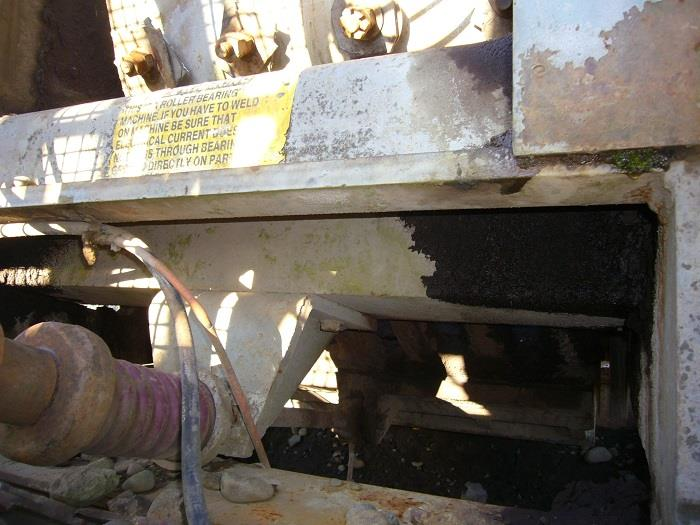 Image 15in x38in TELESMITH Jaw Crusher 690421