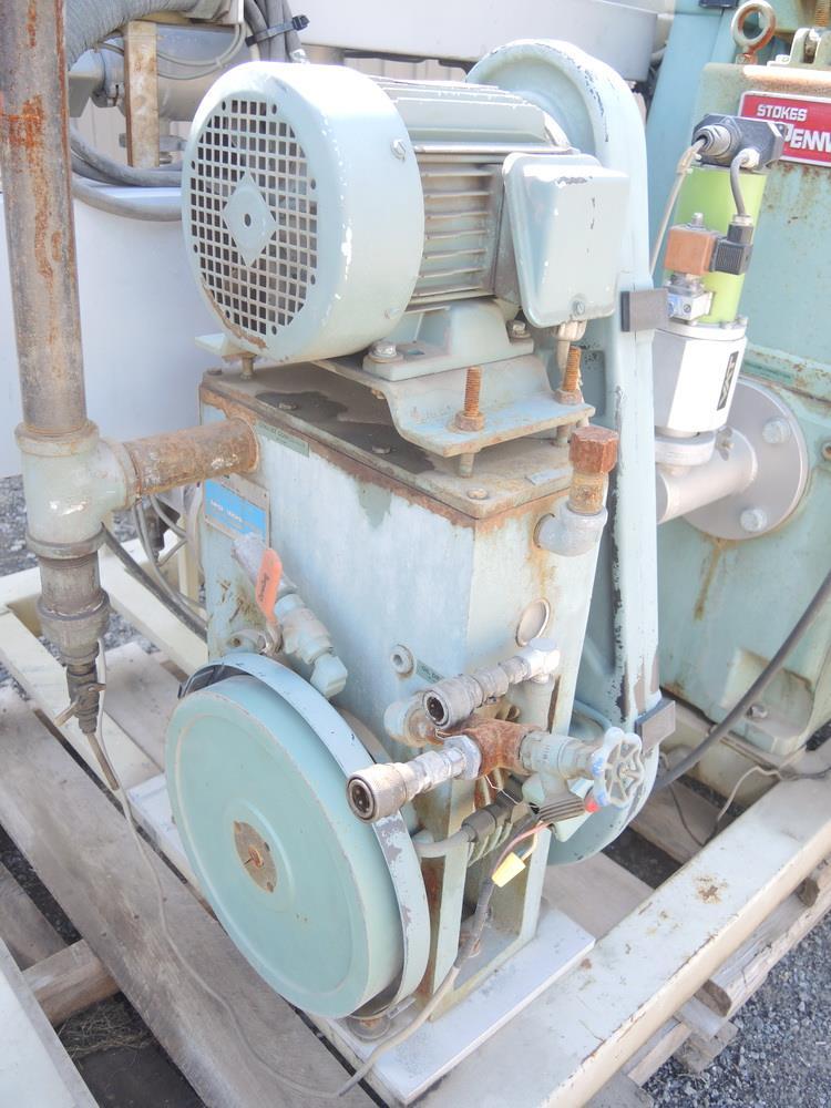 Image 30 CFM STOKES 146 13 Vacuum Pump 675836