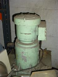 230871 - 0.5 HP RAYMOND COMBUSTION ENG. Classifier Separator