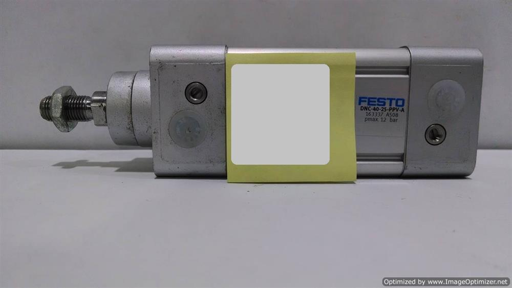 Image FESTO Side Seal Air Cylinder (Lot of 12) 676131
