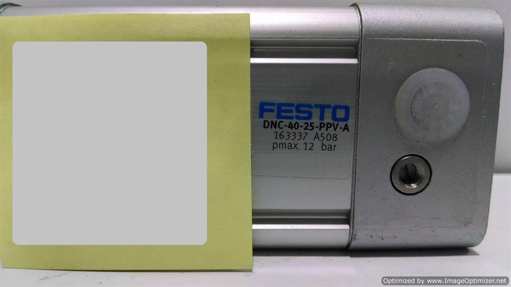 Image FESTO Side Seal Air Cylinder (Lot of 12) 676132