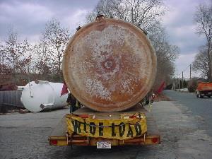 Image 8,000 Gallon Fiberglass Tank 682764