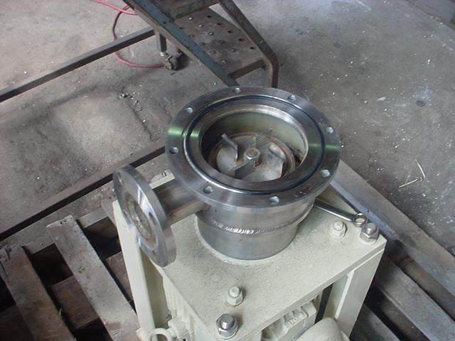 Image 2HP ROSS Inline Mixer Emulsifier - Stainless Steel  938479