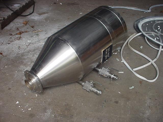 Image 2HP ROSS Inline Mixer Emulsifier - Stainless Steel  938482