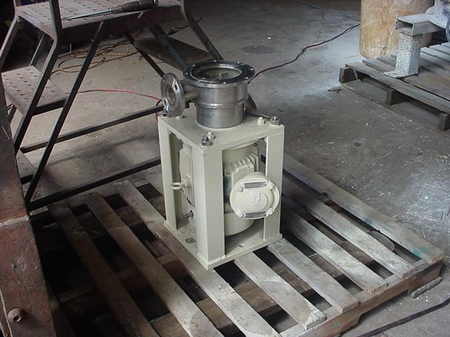 Image 2HP ROSS Inline Mixer Emulsifier - Stainless Steel  938483