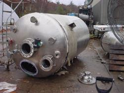 230962 - 1,600 Gallon 316 Stainless Steel Pressure Tank