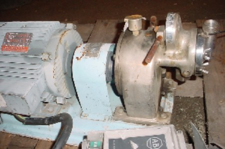 Image 3 HP APV GAULIN/MANTON Colloid Mill 676349