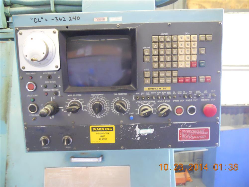 Image MAZAK Slant 15 Machining Center 676400