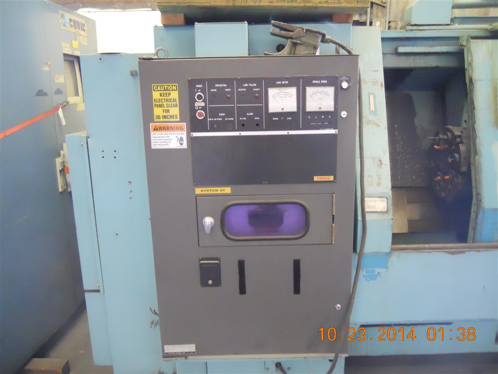 Image MAZAK Slant 15 Machining Center 676401