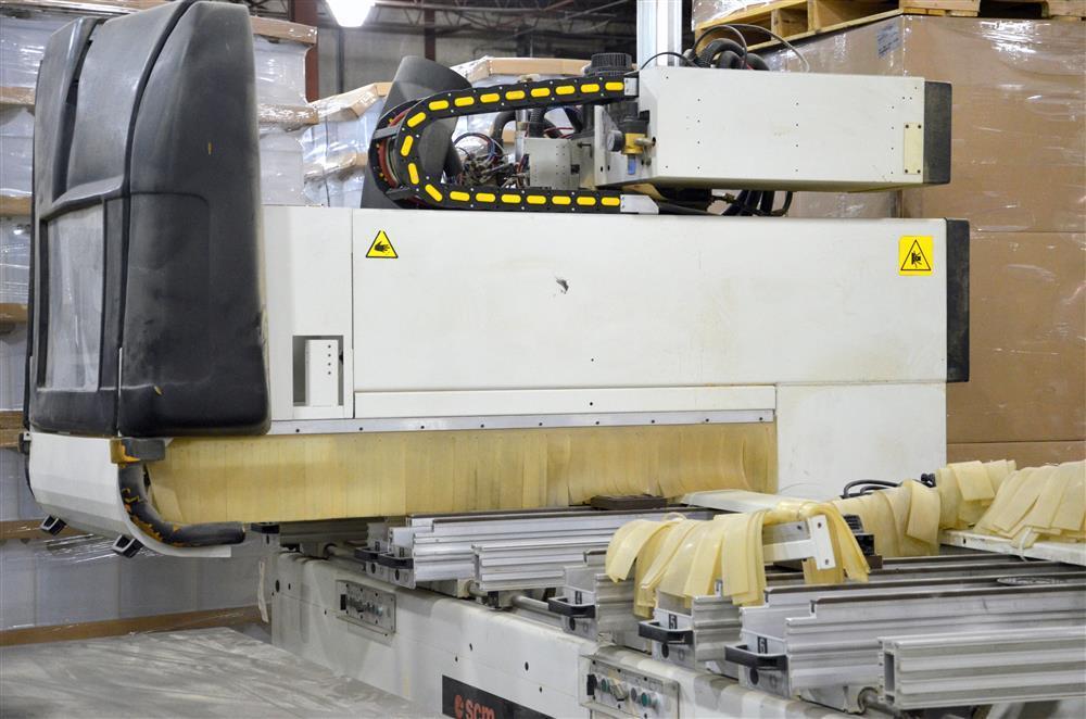 Image SCMI Tech99L CNC Machining Center 676444