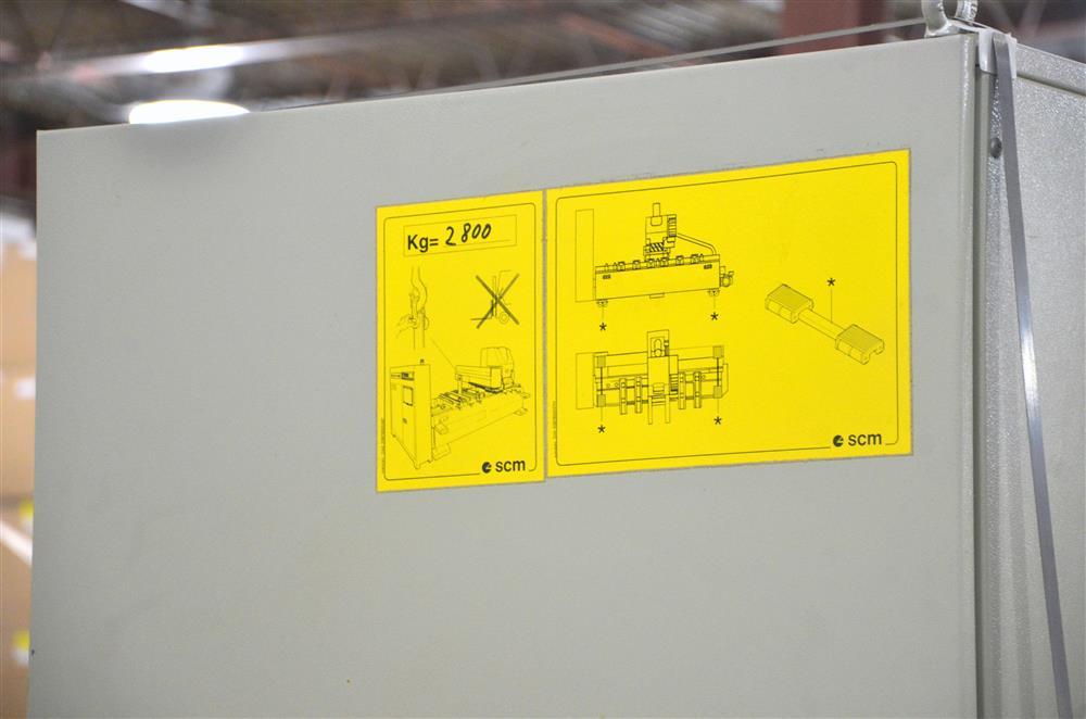 Image SCMI Tech99L CNC Machining Center 676446