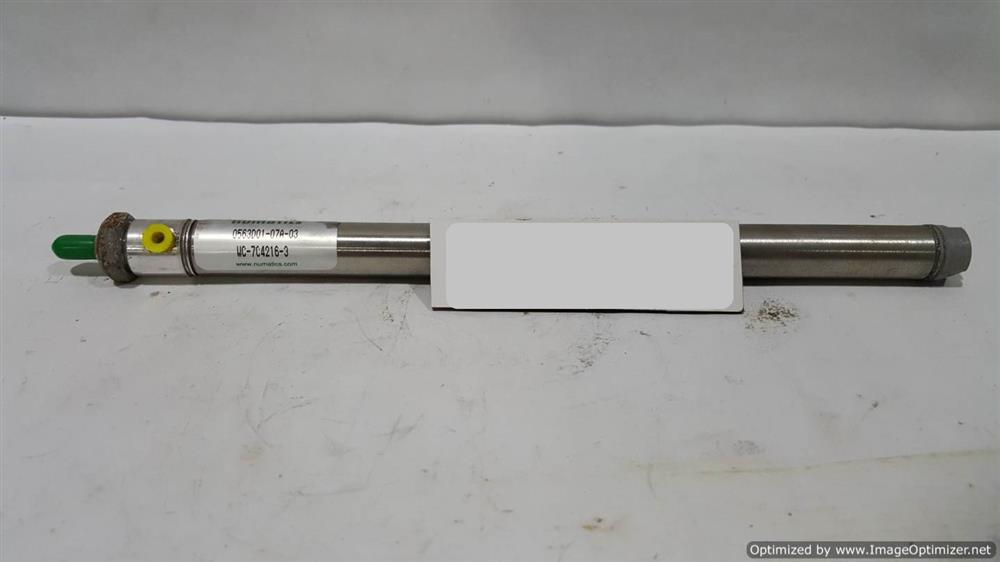 Image BIMBA & NUMATICS Air Cylinders (Various) (Lot of 7) 676467