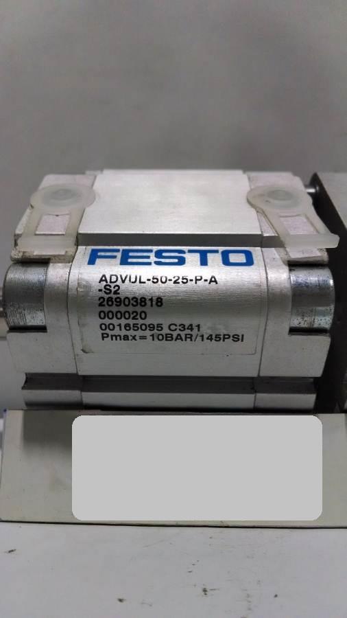 Image FESTO (UVA LIMA) Double Acting Cylinder  676496