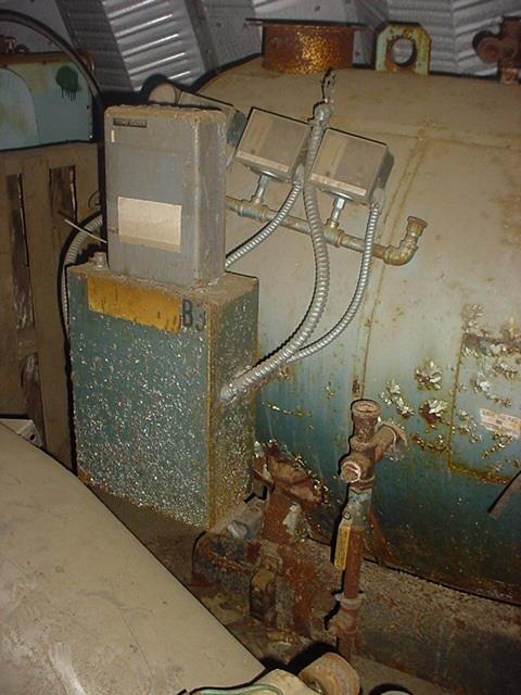 Image 1 .67 Mil Btu/Hr Cleaver Brooks Oil Fired Boiler 809130