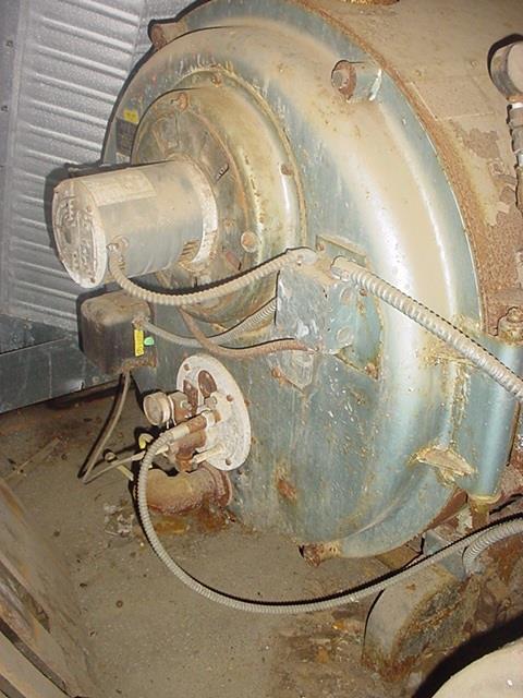 Image 1 .67 Mil Btu/Hr Cleaver Brooks Oil Fired Boiler 809133