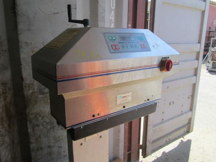 Image AUTO MATE TECH AM-20 Tamper Evident Sealer 676659