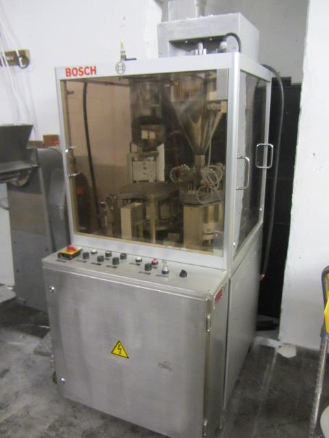 Image BOSCH GKF 400 Capsule Filler With Size 1 Change Parts  676723