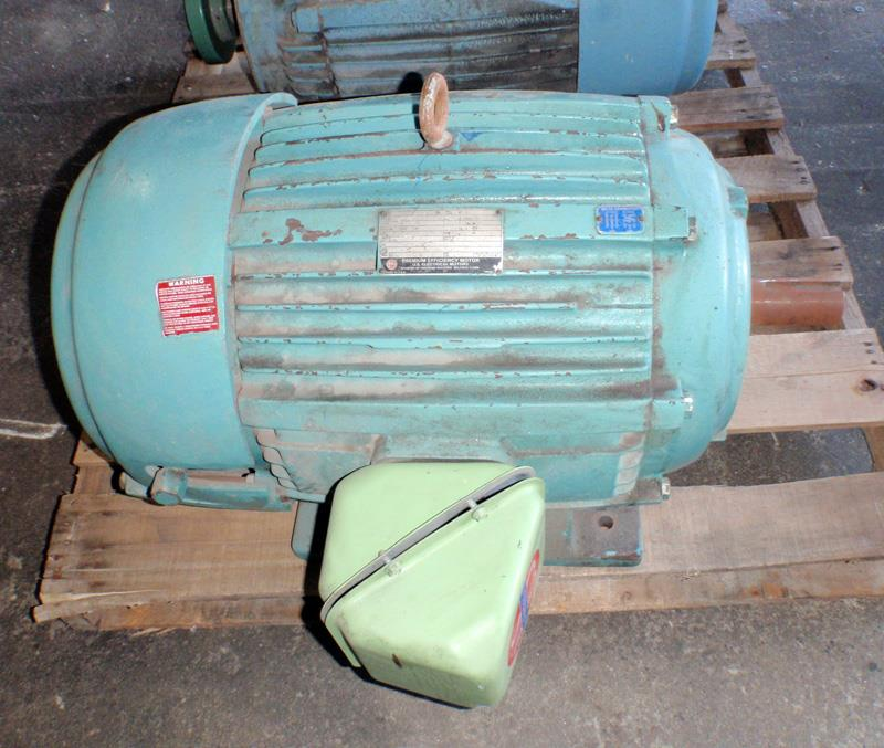 Image 50 HP U.S. Electrical Motors 676733