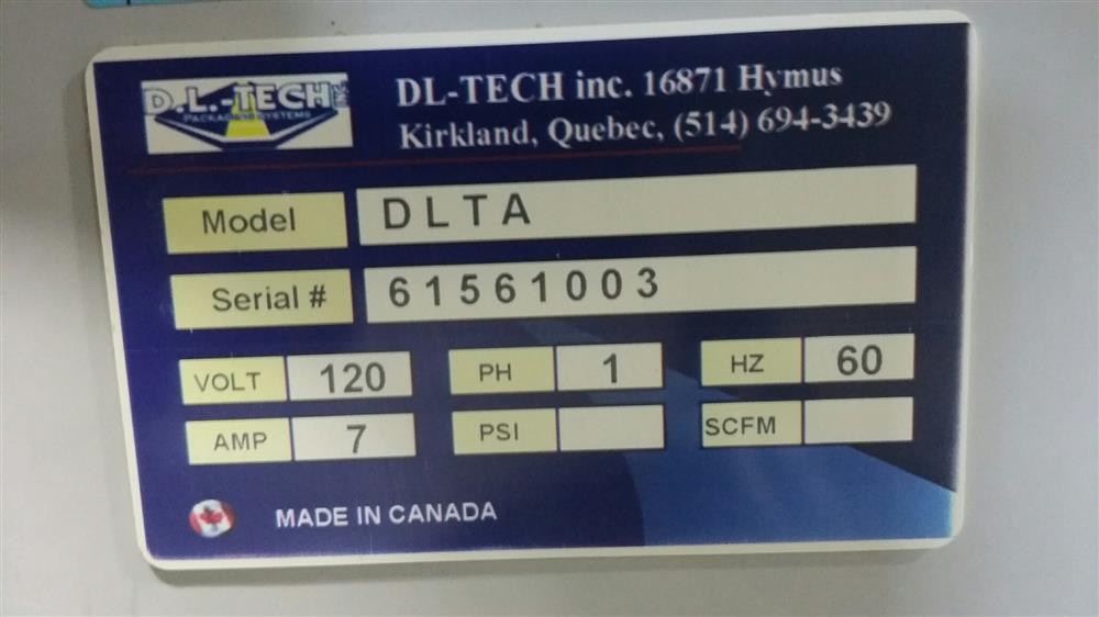 Image DL TECH DLTA Accumulation Conveyor 3 Ways 676796