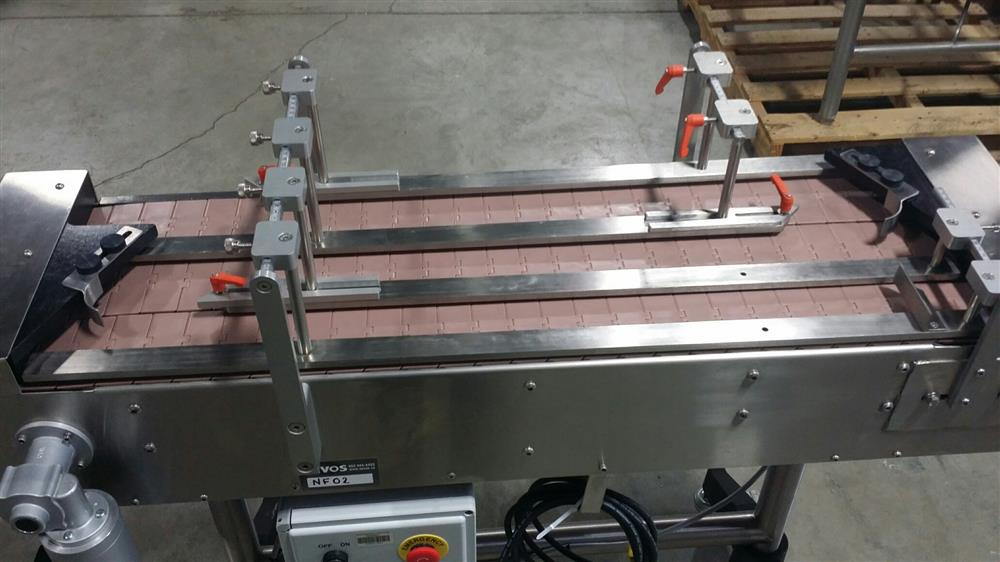 Image DL TECH DLTA Accumulation Conveyor 3 Ways 676797