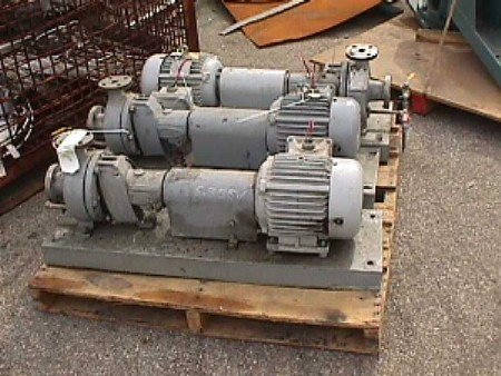 Image 1 X 1.5-6 DURCO Stainless Steel Centrifugal Pump 676968