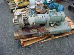 231194 - 1 X 1.5-6 DURCO Stainless Steel Centrifugal Pump