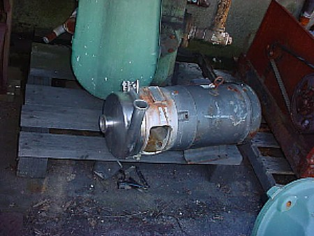 Image 2 X 1.5in APV Sanitary Stainless Steel Centrifugal Pump 676976