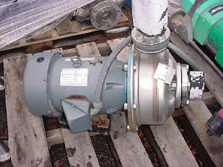 Image 2 X 1.25in G&L PUMPS Stainless Steel Centrifugal Pump 676977