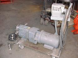 231216 - 1.5'' WAUKESHA 30 Displacement Pump - Stainless Steel