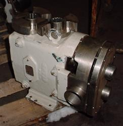 231223 - 2.5'' WAUKESHA Displacement Pump - Model 60, Stainless Steel