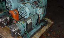 231224 - 1.5in WAUKESHA 030 U2 Displacement Pump - Stainless Steel