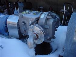 231227 - 1in WAUKESHA 006 U2 Displacement Pump - Stainless Steel