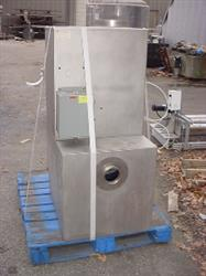 231245 - 1 HP Neutro Vac Stainless Steel Dust Collector