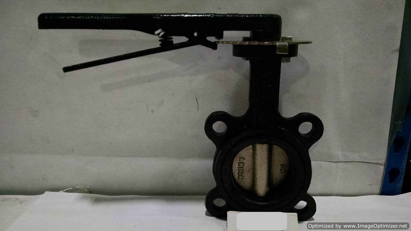 Image AMIAD FILTRATION SYSTEMS B8-03-007-1 Butterfly Valve 677089