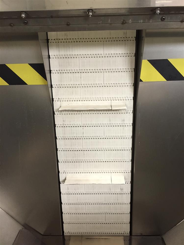 Image HOPPMANN Cleated Conveyor Elevator 677179