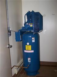 Image 2 HP QUINCY Air Compressor 677203