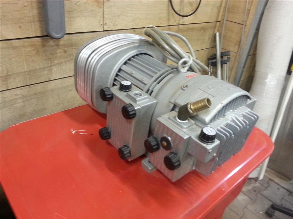 Image RIETSCHIE TR26DV70 Vacuum Pump 677279