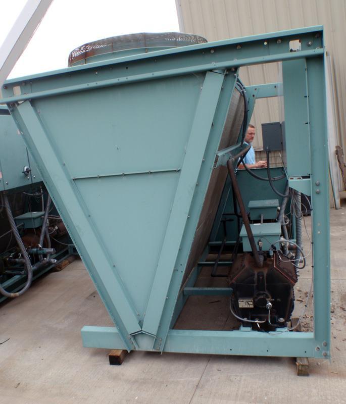 Image 75 Ton YORK YCUZ740B3-46PA Chiller 678373