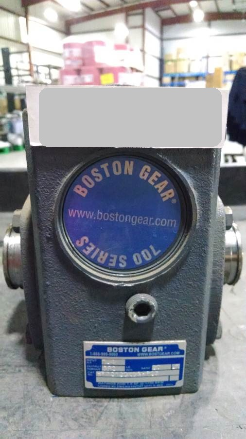 Image BOSTON GEAR HF72120KB5HP23 Gearmotor  678527