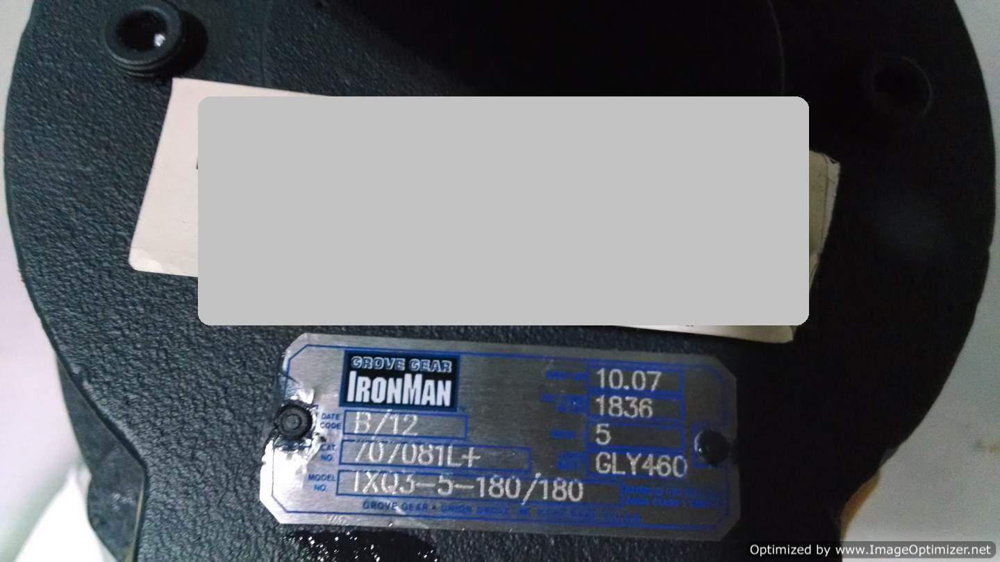 Image FLEXICON RDP020305P02 Reducer (4 Available) 678544